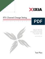 Iptv Channel Change IxL