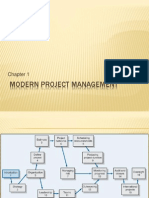 CH 01 - Modern Project Management
