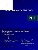 bahaya biologi