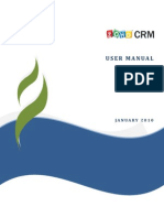 Zoho CRM User Manual