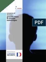 Rapport Droit Enfants Bd 2012