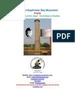 Lumbini-Kapilvastu Day Movement Profile