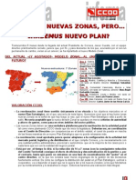 Comunicado Nueva Estructura Zonal 19-11-2012