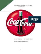 bcg matrix of coca cola essays