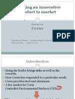 Corus Case study