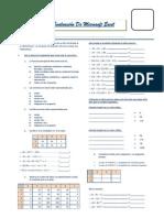 1ra Practica de Excel
