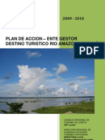 Ruta RA Plan de Accion Rio Amazonas