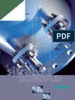 SonoFlo, Pliant General Siemens, En