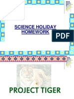 It is a PPT on Project Tiger . Hope it helps u.....