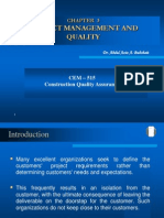 3 Project Management and Quality