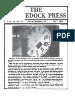 Puddledock Press October 2012