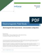 6 Electromagnetic Field Measurements Instrumentation Configuration