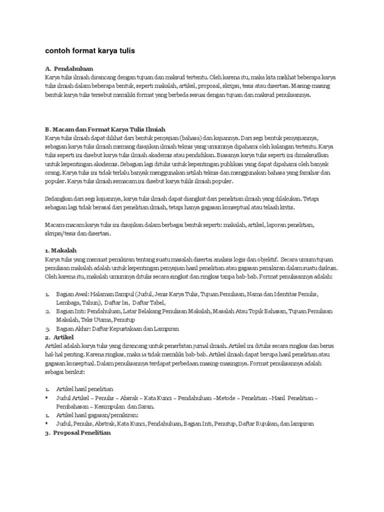 Contoh Skripsi Bab 3 Gambaran Umum Ide Judul Skripsi Universitas