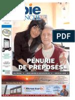 Journal L'Oie Blanche du 21 novembre 2012
