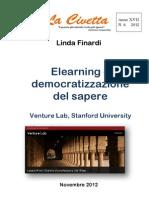 Elearning e democratizzazione del sapere
