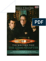 R T Davies - The Writer's Tale the Final Chapter - 2010
