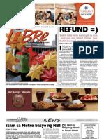 Today's Libre 11212012