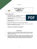 Tugasan Utama Kursus Tz10103 Prog Ppg Ums 2011