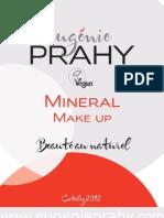 Eugenie Prahy - Mineral & Vegan make up - Product Catalog B2C