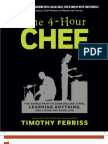 The 4-Hour Chef excerpt