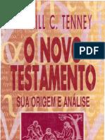 Merrill C.Tenney - O Novo Testamento Sua Origem e Sua Análise