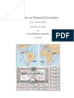 Financial Economics by Antonio Mele