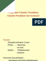 KPF 4013 - Kuliah 1