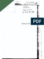 Manual Pedreiro Part I