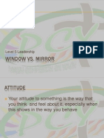Window vs Mirror
