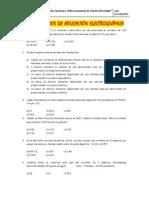 Ejercicios de Aplicacion Elctroquimica I