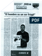 Entrevista-Diario de Teruel