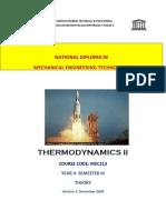 Thermodynamic Basic
