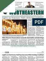 The Northeastern - November 20, 2012