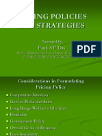 07 - Pricing Policies and Strategies