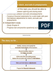 Ch08a Adjustments for Stock, Accruals & Prepayments