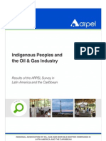 IIndigenous Peoples and Oil & Gas Industry
