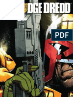 Judge Dredd #1 Preview