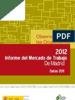 IMT 2012 Datos2011 Madrid