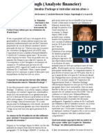 Interview Le Defi Plus 9 May 2009
