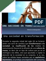 Una Sociedad en Transformacion