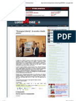 20.11.2012, 'Romagna Liberty, La Mostra Chiude Sabato', Ravenna24ore