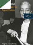 Beyond relativeity Beyond Pattern -Ruth Benedict