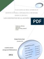 TRABAJO FINAL- CONTEXTOS DE LA ACCIÓN EDUCATIVA para imprimir