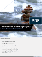 Strategic Agility Nokia
