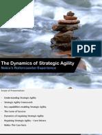 Strategic Agility Nokia