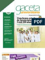 Gaceta 290- 3 Junio 2012