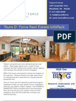 Real Estate Marketing InfoPack
