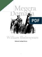William Shakespeare - A Megera Domada