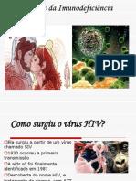 Trabalho HIV-Virus da Imunodeficiência Humana