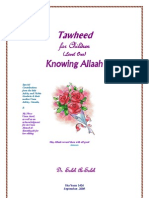 Tawheed_for_Children ( Part 1) __ Dr _ as _ Saleh